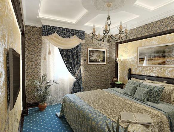 """2-х местный номер - Отель """"Солдайя Гранд Отель"""""""