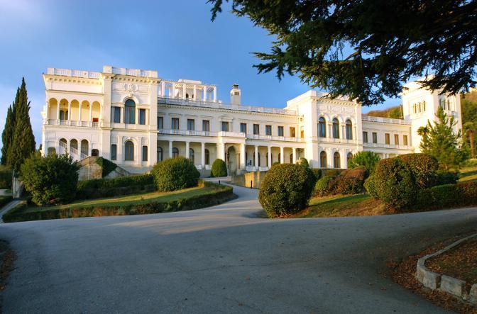 Ливадийский дворец - Зимний  Крым