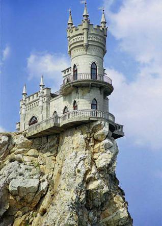 Ласточкино Гнездо в Ялте - Весь Крым за один день