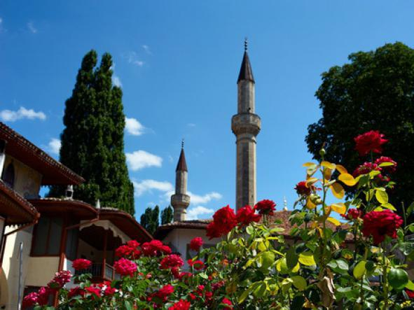 Ханский дворец - Весь Крым за один день