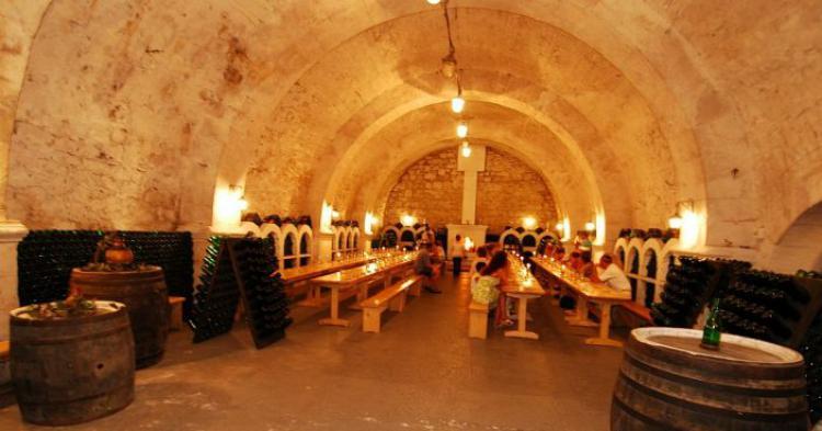 Новый Свет - Праздник Шампанского: романтическая вечерняя дегустация