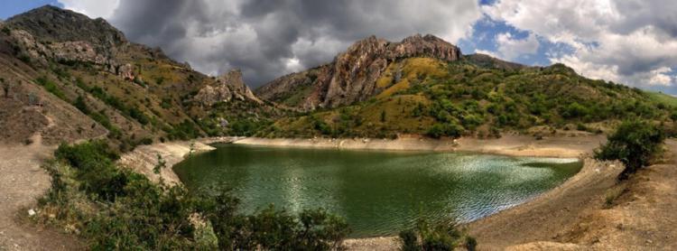 Зеленогорье - Водопад  Джур-Джур + ванны и каскады реки Арпат