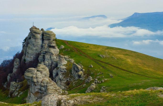 демерджи - Гора Демерджи + водопад Джур-Джур