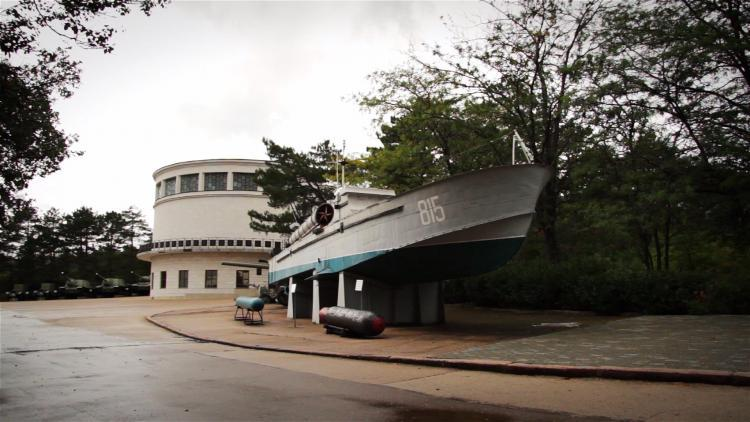 сапун-гора - Севастополь + музей 35 береговая Батарея