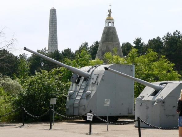 севастополь - Севастополь + Малахов Курган