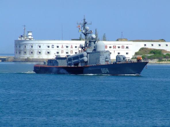 корабль севастополь - Весь Крым за один день