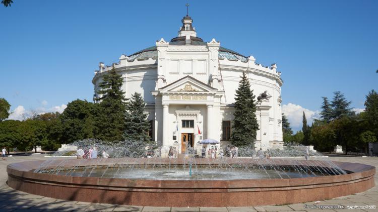 панорама севастополь - Севастополь + Балаклава.