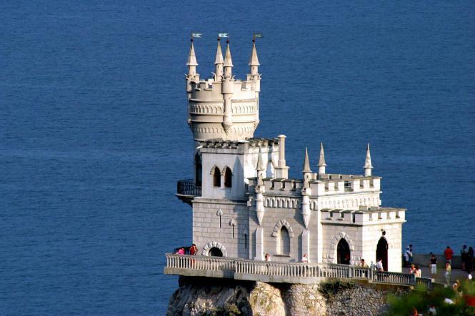 Ласточкино Гнездо - Весь Крым за один день