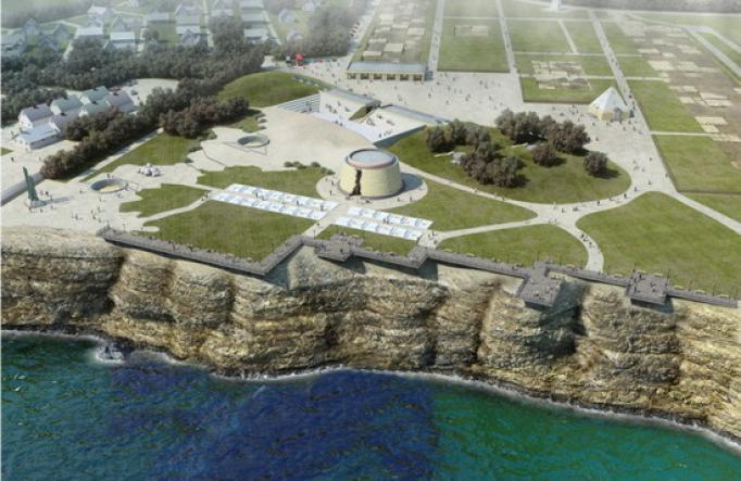 35 береговая батарея - Севастополь + музей 35 береговая Батарея