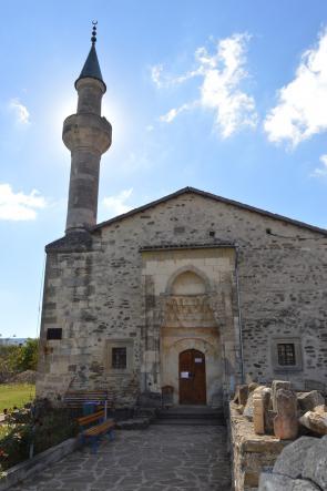 часть мечети Старый Крым - Старый Крым