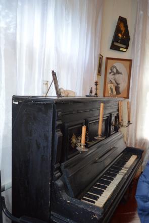 пианино - Старый Крым