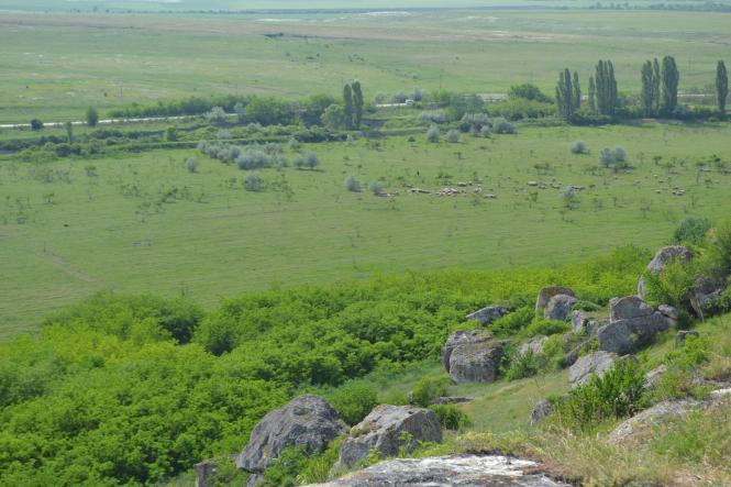 крымская долина Белогорск - Белая Скала - Ак-Кая