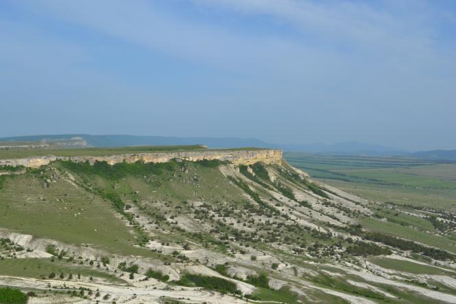 пещеры - Белая Скала - Ак-Кая