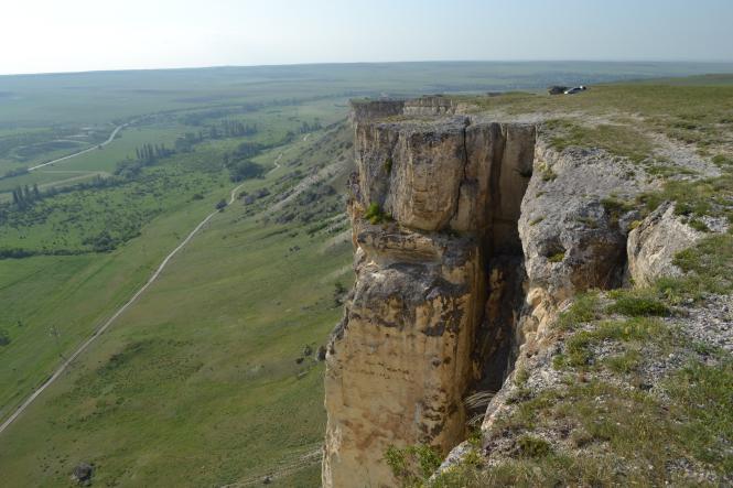 вершина - Белая Скала - Ак-Кая