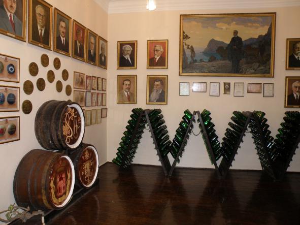 Голицын, Новый Свет - Праздник Шампанского: романтическая вечерняя дегустация