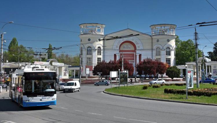 симферополь - Симферополь