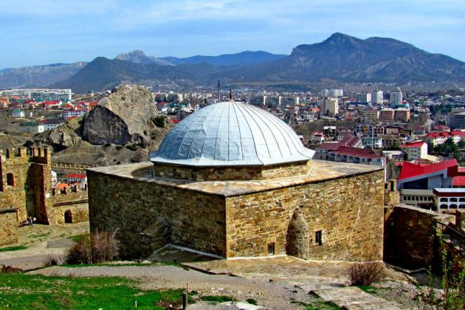 Генуэзская Крепость - Судакская Крепость