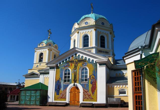Свято-Троицкий монастырь Симферополь - Симферополь