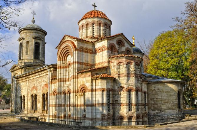 Храм Иоанна Предтечи, Керчь - Керчь
