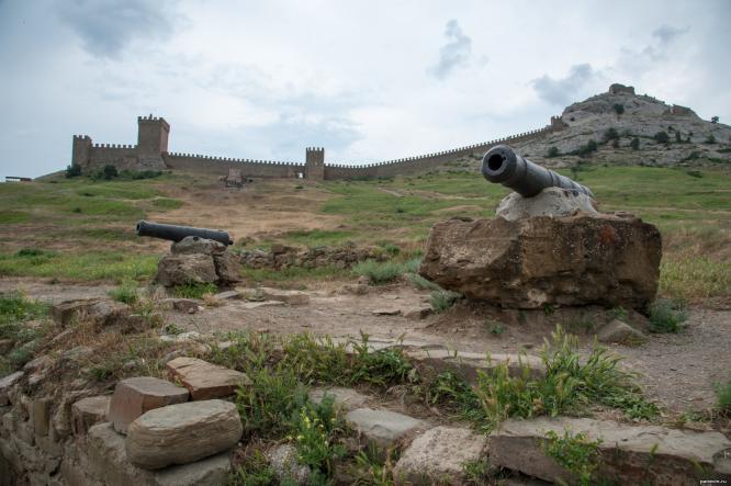 Генузская Крепость  - Судакская Крепость