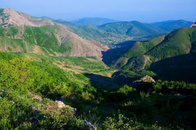 Арпат Зеленогорье - Каньон реки Арпат