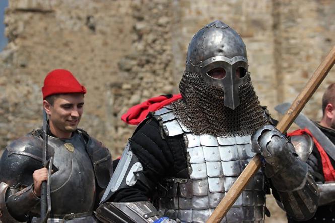Генуэзский шлем - Судакская Крепость