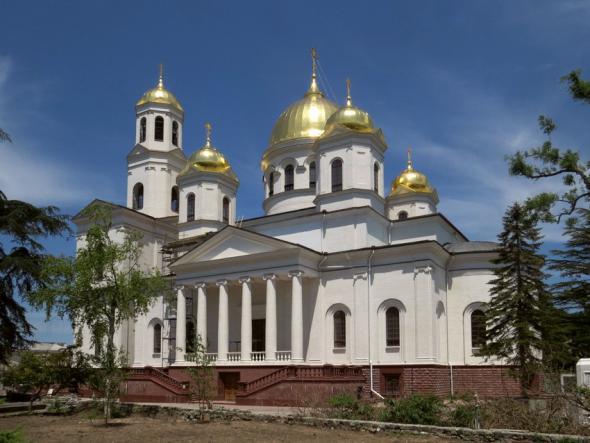 кафедральный собор Симферополь - Симферополь