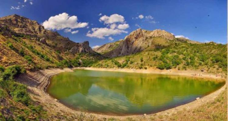 озеро арпат зеленогорье - Каньон реки Арпат