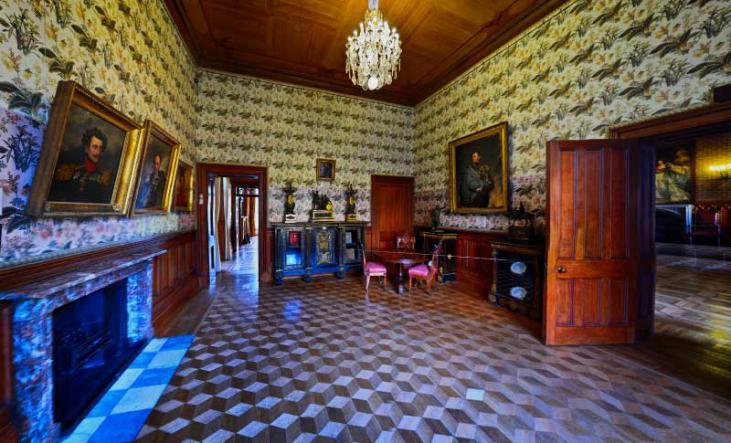 воронцовский дворец - Ялта. Блистательные дворцы Южнобережья.