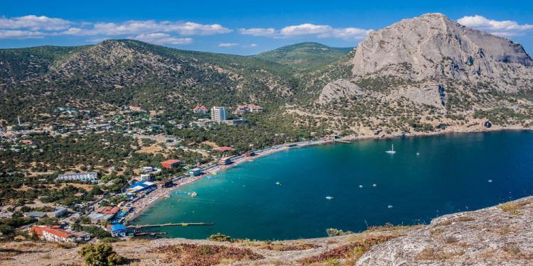 Новый Свет - Крымская кругосветка