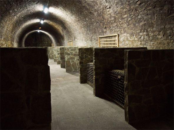 Винподвалы - Винные подвалы Архадерессе