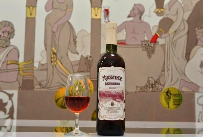 Вино Крыма - Винный тур