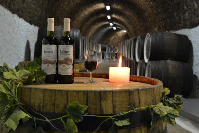 Крымские вина - Винный тур