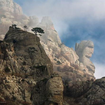 южная Демерджи - Гора Демерджи + водопад Джур-Джур