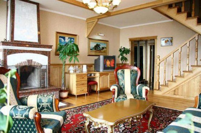 """каминный номер 1-этаж - Гостиный двор """"Князь Голицын"""""""