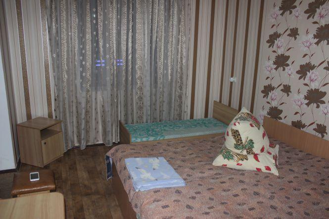 """2-х комнатный 2-х местный номер с доп местом - Гостевой дом """"Лейла"""""""