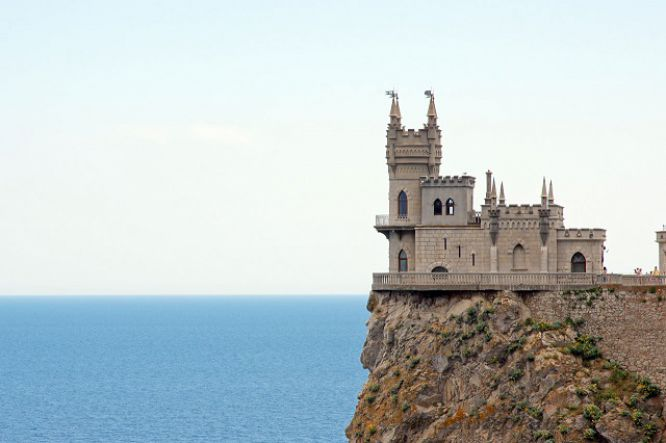 """замок Ласточкино гнездо - Ялта: """"Прекрасны вы, брега Тавриды..."""""""