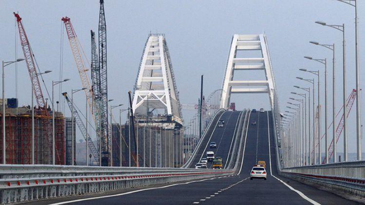Крымский мост - Керчь
