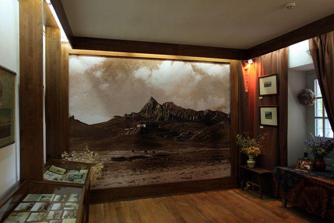 Экспозиция дома-музея - Коктебель