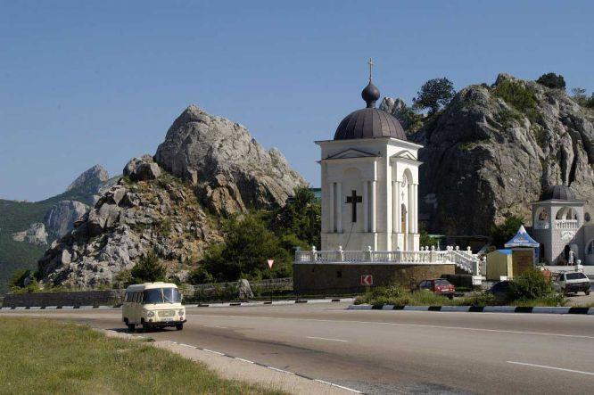 Часовня Рождества Христова - Весь Крым за один день