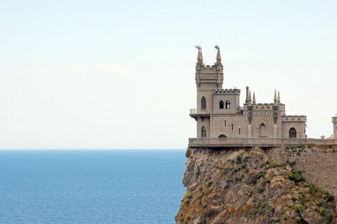 Замок Ласточкино гнездо - Крым от Востока до Запада