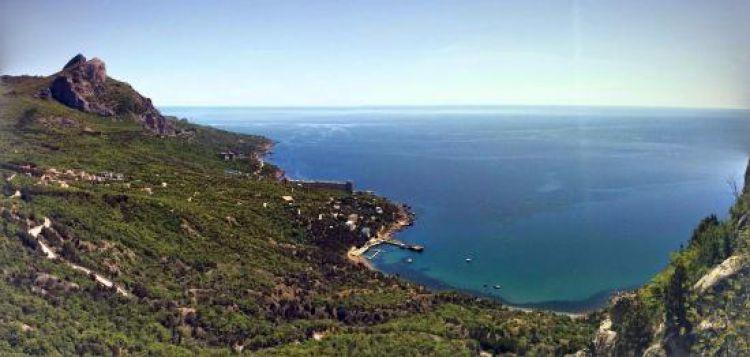 Перевал Ласпи - Крым от Востока до Запада