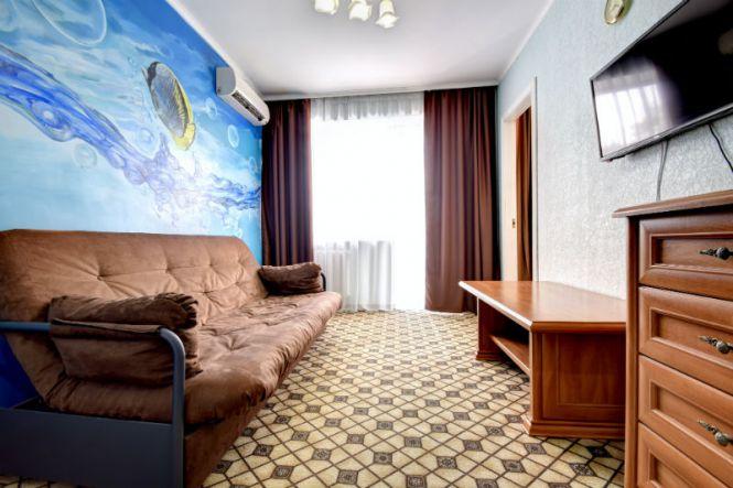 Сурож 2-х комнатный номер - гостиница Сурож