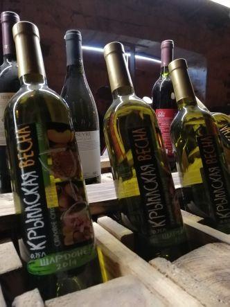 Вина  - Заход солнца с горы Перчем на джипах+дегустация вин