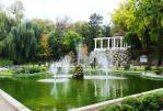 гагаринский парк в симферополе - Симферополь