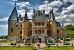 массандровский дворец - Ялта. Блистательные дворцы Южнобережья.