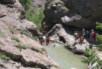 река Арпат - Каньон реки Арпат
