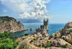 замок Ласточкино гнездо. Крым - Винный тур по  Крыму  «In vino veritas»!  (для групп от 6 чел)