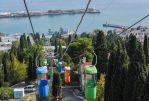 канатная дорога Ялта-Горка - Ялта: Дворцы и парки Южнобережья