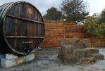 Территория винодельни - Винный парк в долине Святого Саввы
